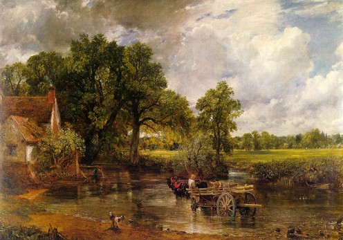 John Constable, The Hay Wain